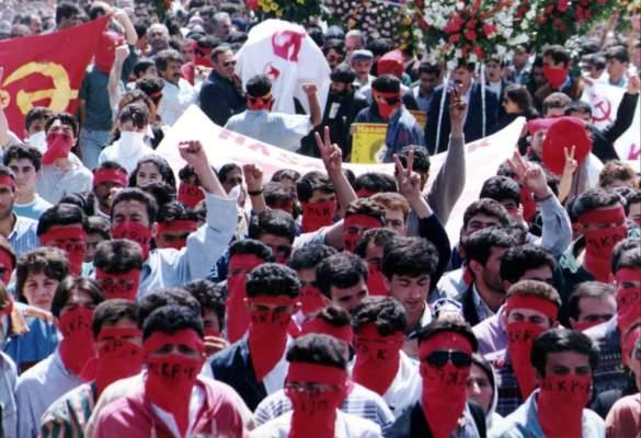 Manifestation du MLKP